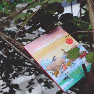 sách chú gấu Bắc cực